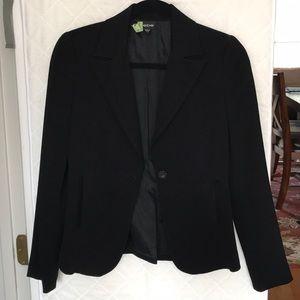 BEBE blazer in black size 2